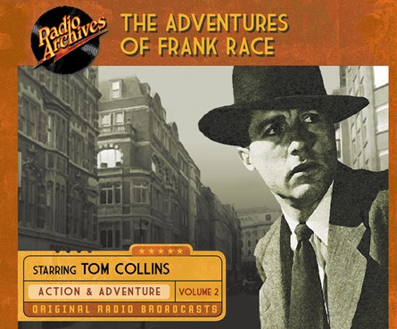 Adventures of Frank Race, The, Volume 2