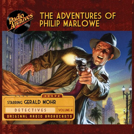 Adventures of Philip Marlowe, The, Volume 4