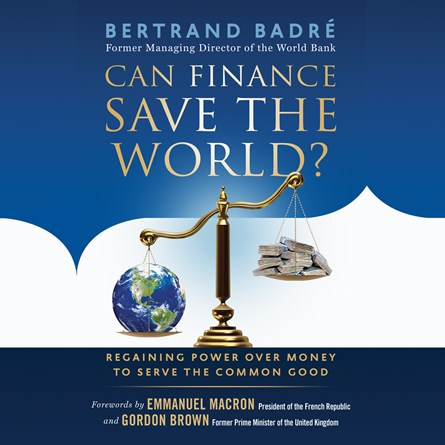 Can Finance Save the World?