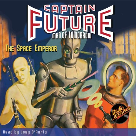 Captain Future #1